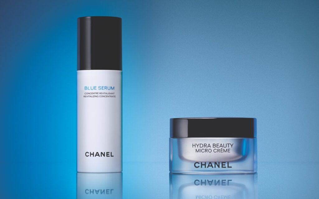 blue serum chanel come si usa