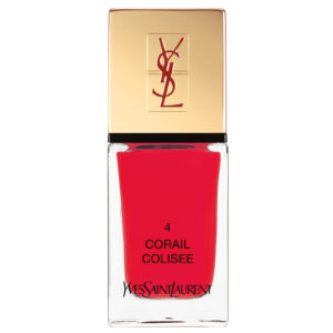Yves Saint Laurent La Laque Couture n. 04 corail colisee