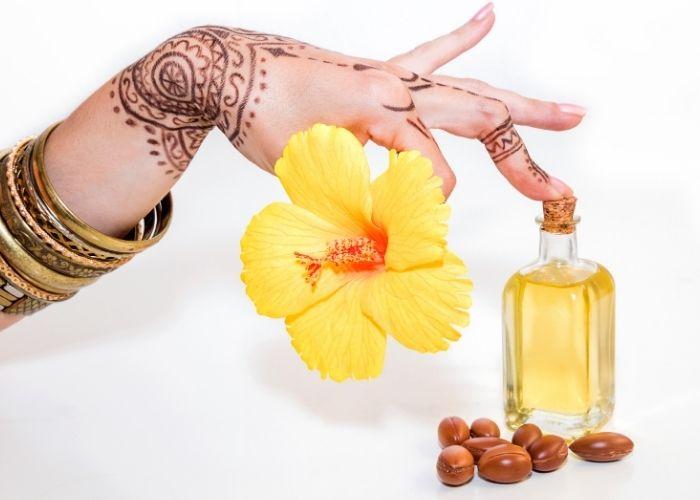 Olio di argan benefici