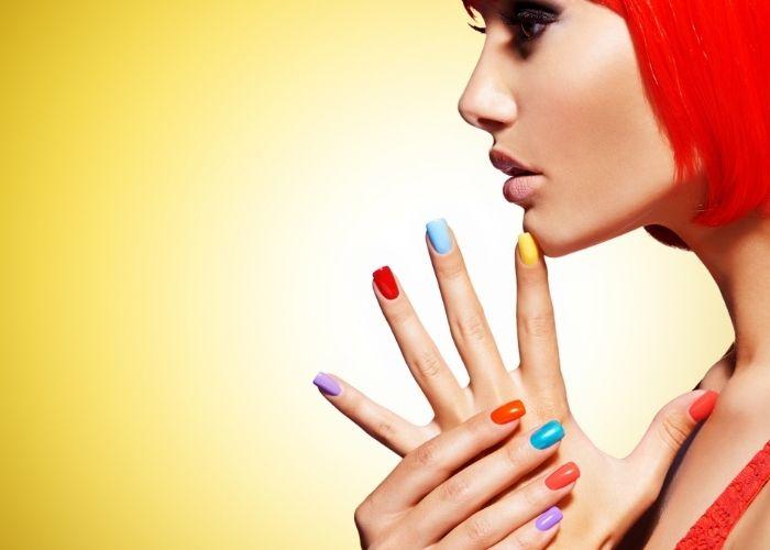 idee nail art unghie