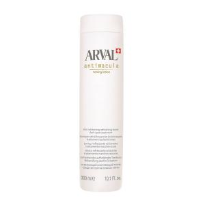 Arval Antimacula Toning Lotion Skin Whitening Refreshing Toner Dark Spot Treatment 300 ml