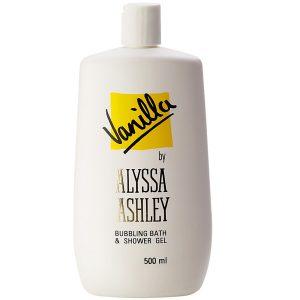 Alyssa Ashley Vanilla Bath & Shower Gel 500 ml
