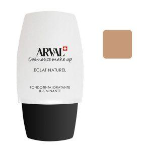 Arval Eclat Naturel Fondotinta Idratante Illuminante n. 03 miele chiaro