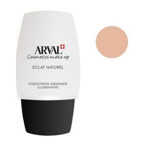 Arval Eclat Naturel Fondotinta Idratante Illuminante n. 01 beige chiaro rosato