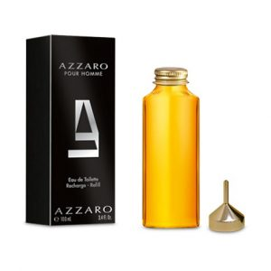 Azzaro Pour Homme eau de toilette 100 ml spray ricarica