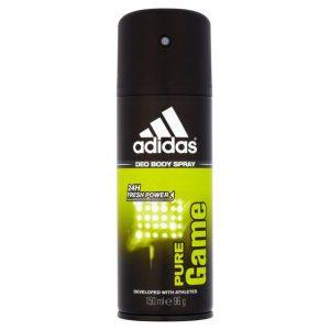Adidas Pure Game Deodorante Spray 150 ml