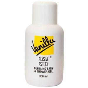 Alyssa Ashley Vanilla Bath & Shower Gel 300 ml