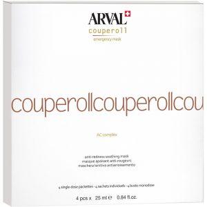 Arval Couperoll Emergency Mask 4 pcs x 25 ml