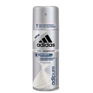 Adidas Adipure Deodorante Spray 150 ml
