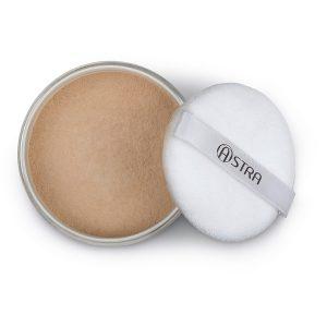 Astra Velvet Skin Loose Powder n. 02 porcelain