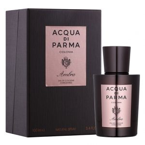 Acqua di Parma Colonia Ambra eau de cologne concentree 100 ml spray