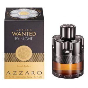Azzarro Wanted By Night eau de parfum 50 ml spray