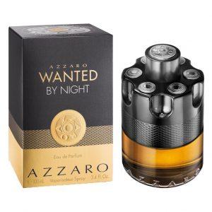 Azzarro Wanted By Night eau de parfum 100 ml spray