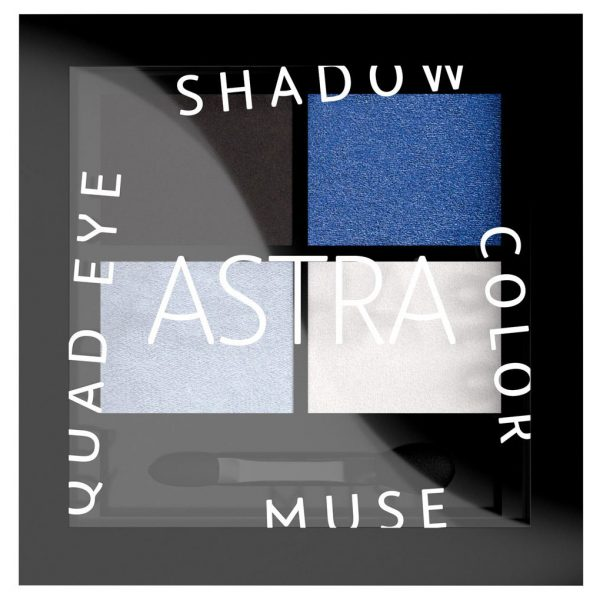 Astra Color Muse Quad Eyeshadow n. 01 bold ambition