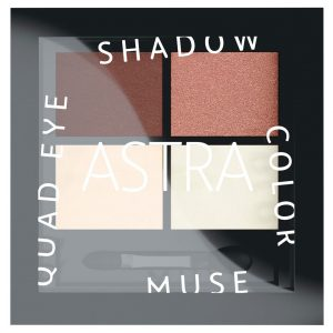 Astra Color Muse Quad Eyeshadow n. 02 nude spectrum
