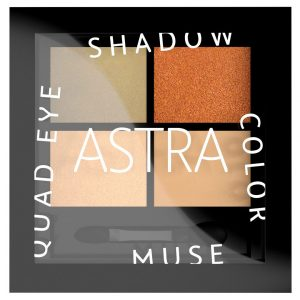 Astra Color Muse Quad Eyeshadow n. 04 new vintage