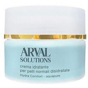 Arval Solutions Hydra Comfort Crema Idratante per Pelli Normali Disidratate 30 ml
