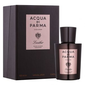 Acqua di Parma Colonia Leather eau de cologne concentree 100 ml spray