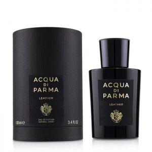 Acqua di Parma Leather eau de parfum 100 ml spray