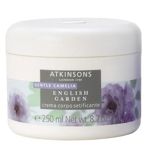 Atkinsons English Garden - Gentle Camelia - Crema Corpo Vellutante 250 ml