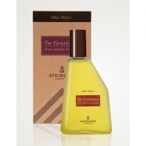 Atkinsons For Gentlemen - After shave lotion 90 ml