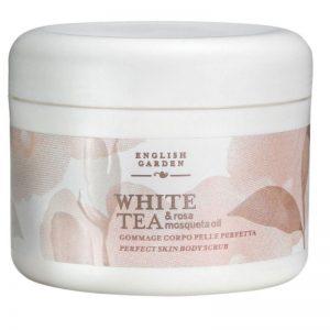 English Garden White Tea & Rosa Mosqueta Oil - Gommage Corpo Pelle Perfetta 250 ml
