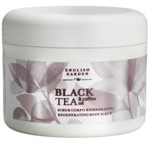 English Garden Black Tea & Coffe Oil - Scrub Corpo Rigenerante 250 ml