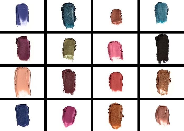 colore rossetto byredo swatches